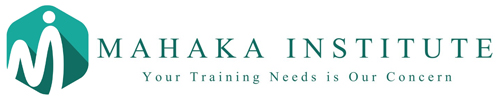 Mahaka Institute – Your Training Needs is Our Concern Logo
